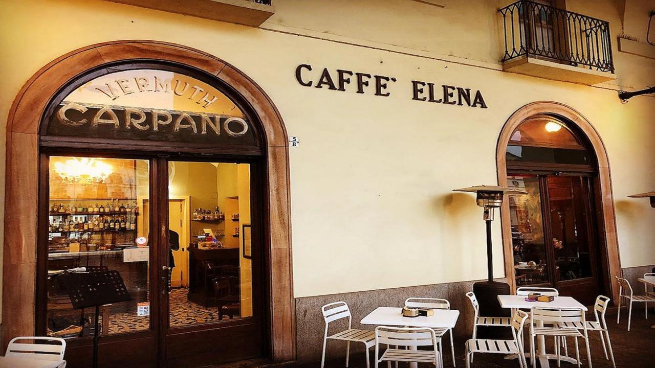 Caffè Elena - fronte