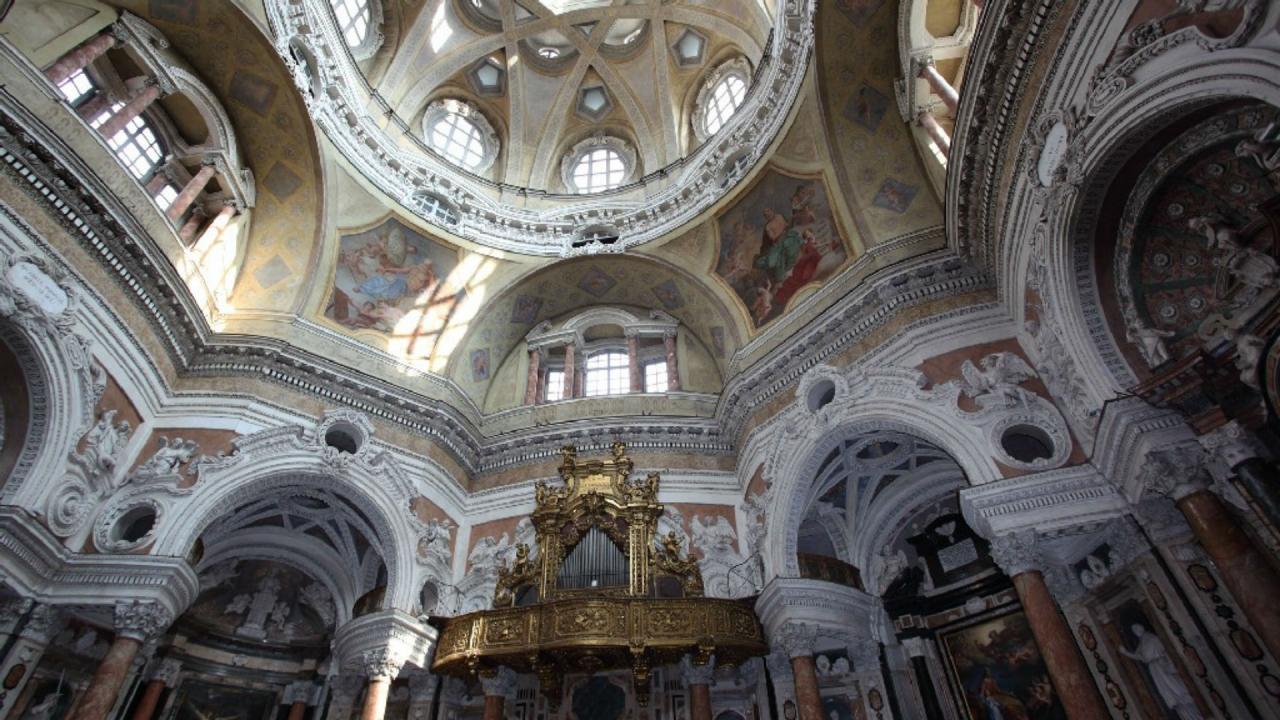 chiesa di san lorenzo | piemonte italia