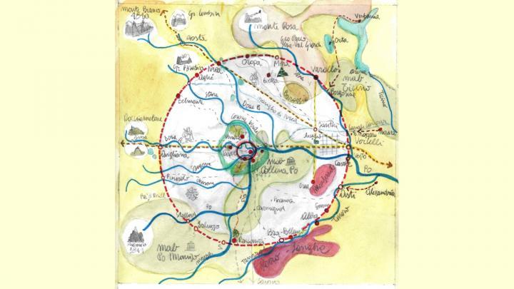 GRAN TOUR TRA I SITI UNESCO IN BICICLETTA