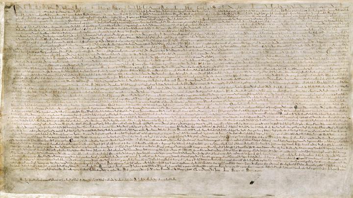La Magna Charta a Vercelli