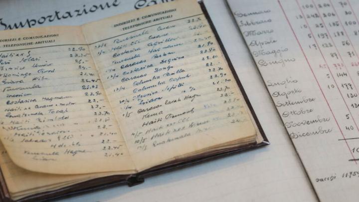 Archivio storico Lavazza