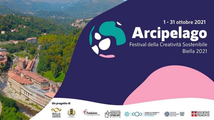 Arcipelago - Festival della creatività logo