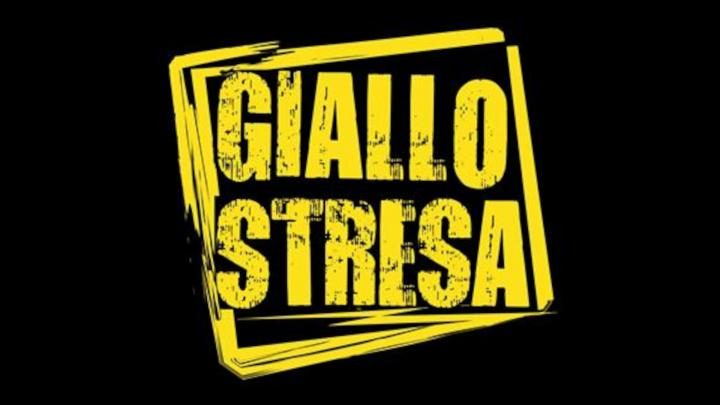GIALLO STRESA 2021