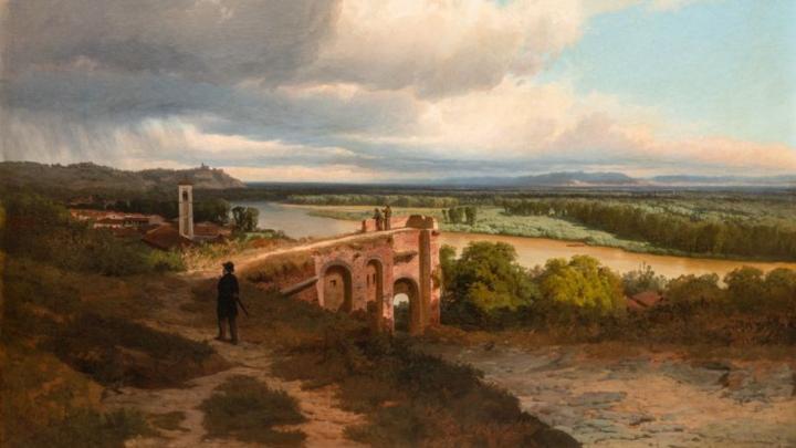 PIETRO SASSI 1834/1905. VIVERE DELL'ARTE CON L'ARTE
