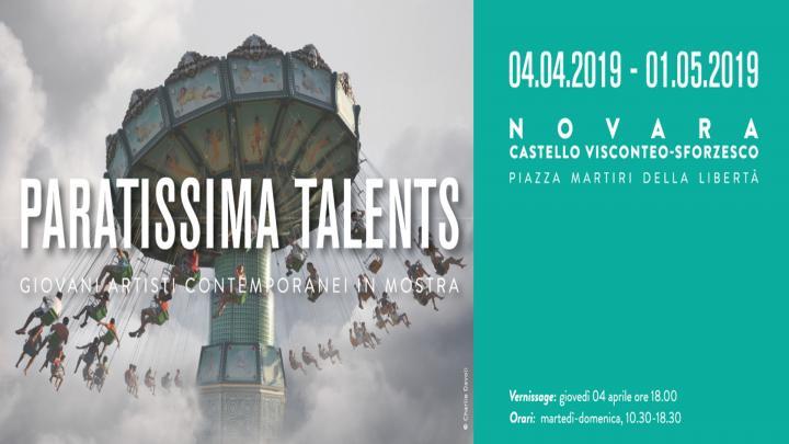 Paratissima Talents