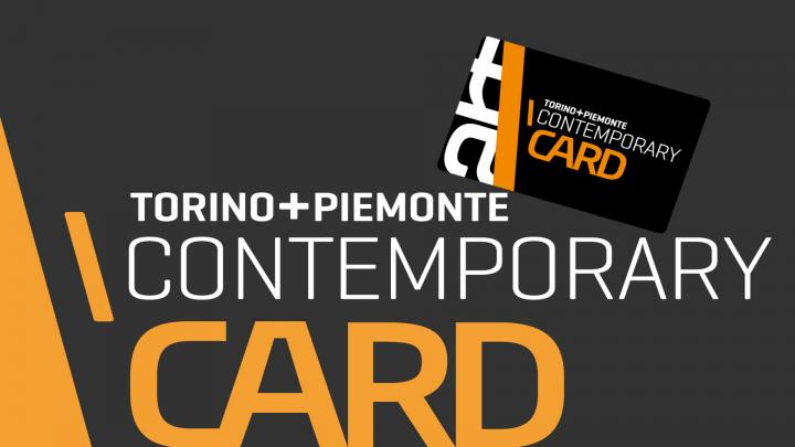 Torino+Piemonte Contemporary Card
