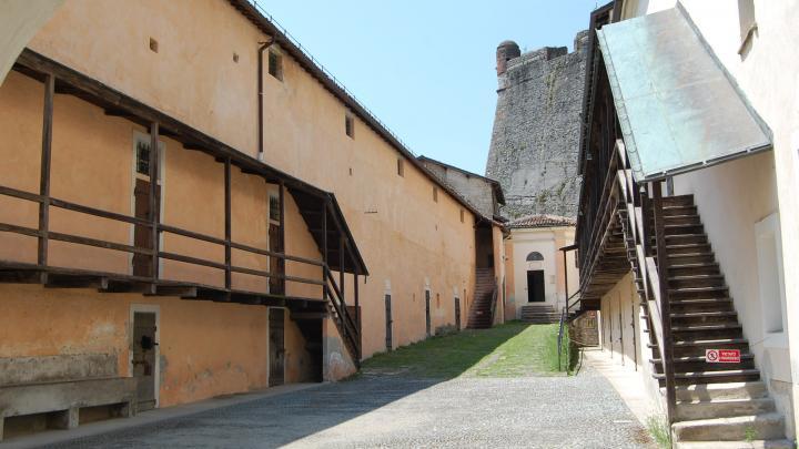 Forte di Gavi, fortificazioni del Piemonte
