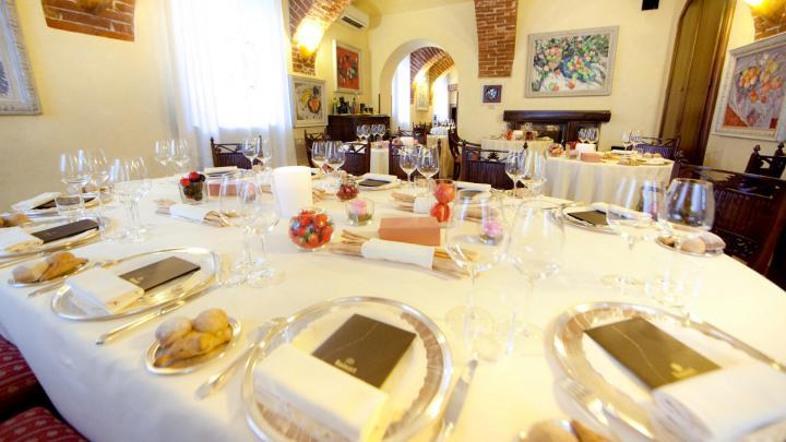 Ristorante La Credenza Di San Maurizio : Ristorante la credenza u san maurizio canavese to chef